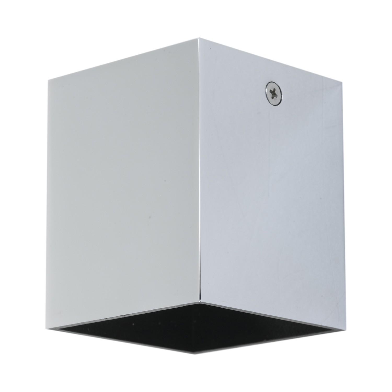 deckenleuchte dau spot mini led aluminium druckguss silber milan iluminacion g nstig kaufen. Black Bedroom Furniture Sets. Home Design Ideas