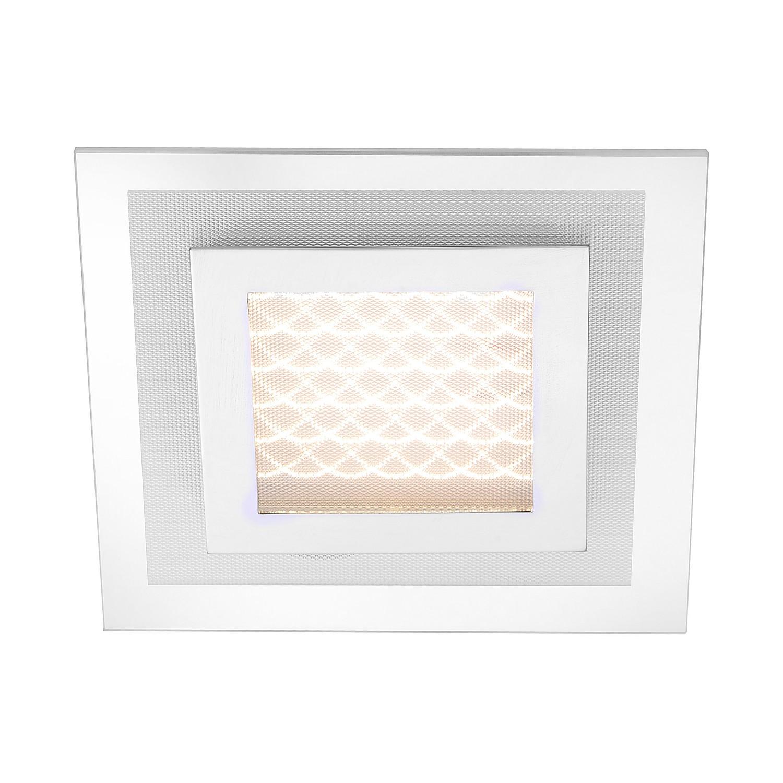 LED-Deckenleuchte Foil ● Eisen ● Silber- Paul Neuhaus A+