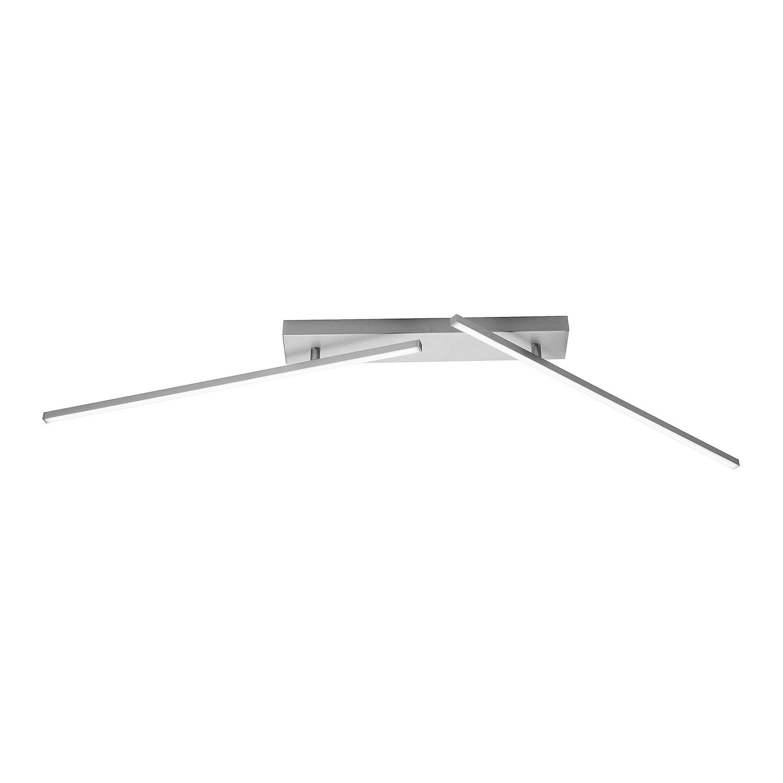 LED-Deckenleuchte Inigo ● Eisen ● Silber- Paul Neuhaus A+