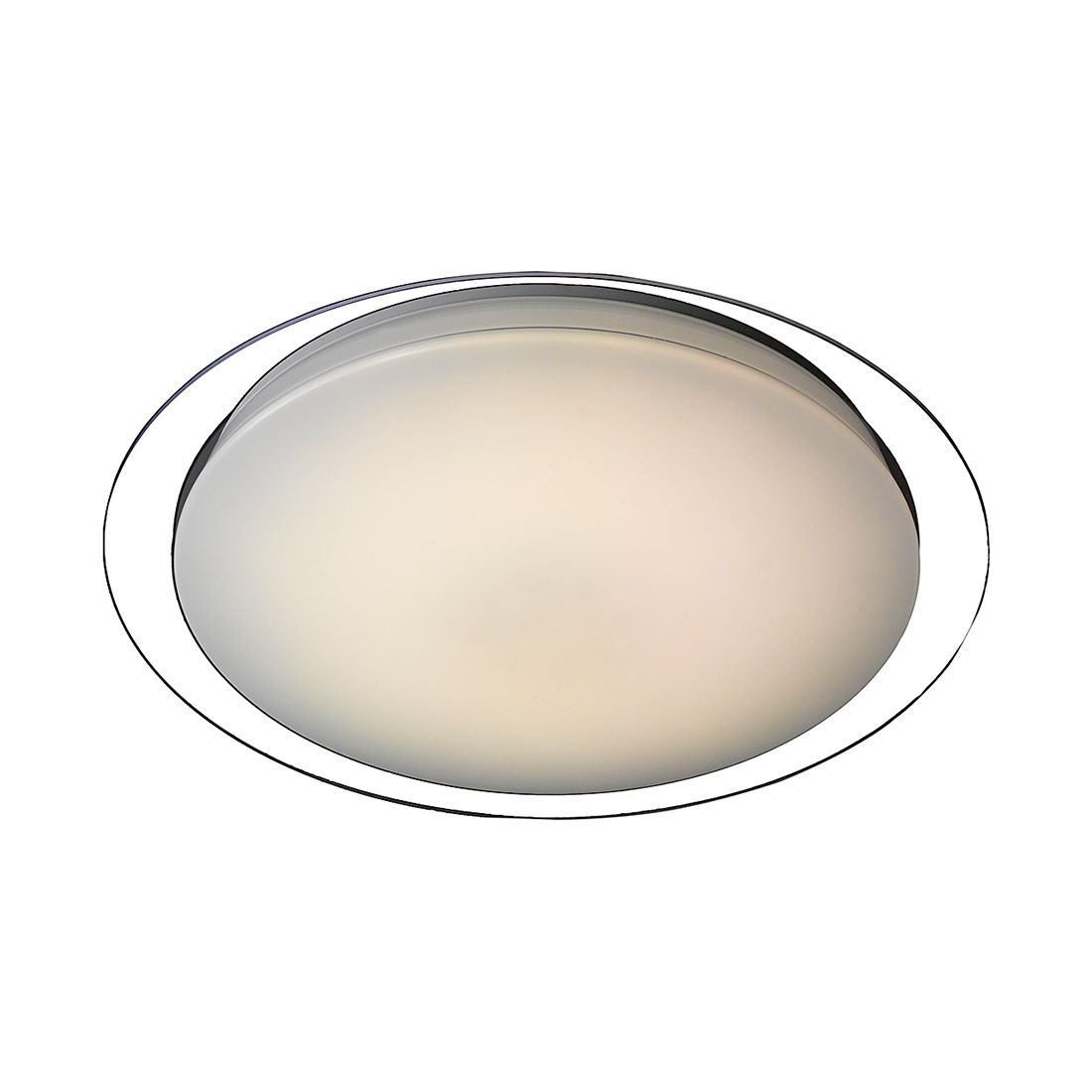 Deckenleuchte JADEN ● Metall/Glas ● 1-flammig- Lux A+