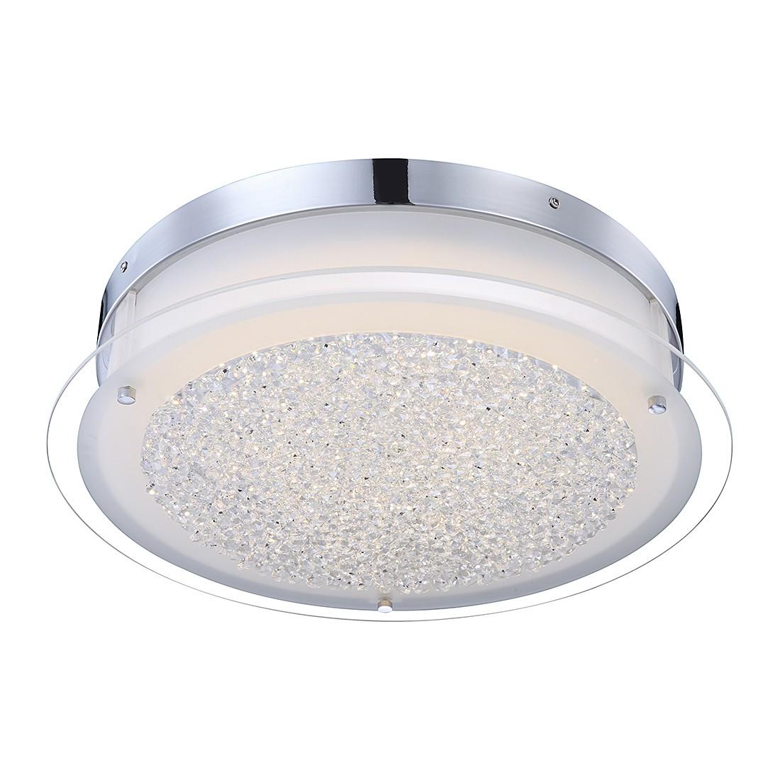 Deckenleuchte Leah I 3 ● Metall ● Silber ● 1-flammig- Lux