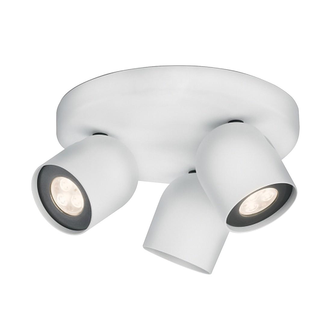 EEK A+, Deckenleuchte Ledino – Aluminium – 3-flammig, Philips Ledino online kaufen