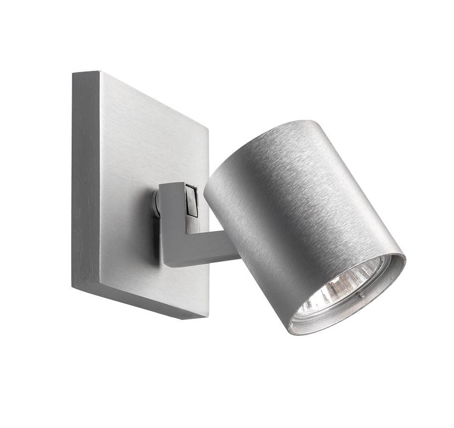 Deckenleuchte myLiving ● Aluminium ● 1-flammig- Philips Ledino C