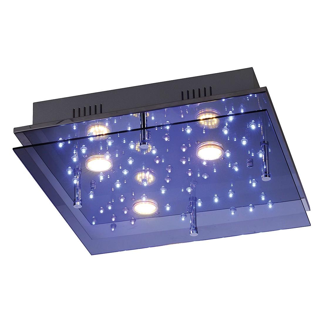 led deckenleuchte nightsky 2 by leuchten direkt eisen chrom silber leuchten direkt a jetzt kaufen. Black Bedroom Furniture Sets. Home Design Ideas