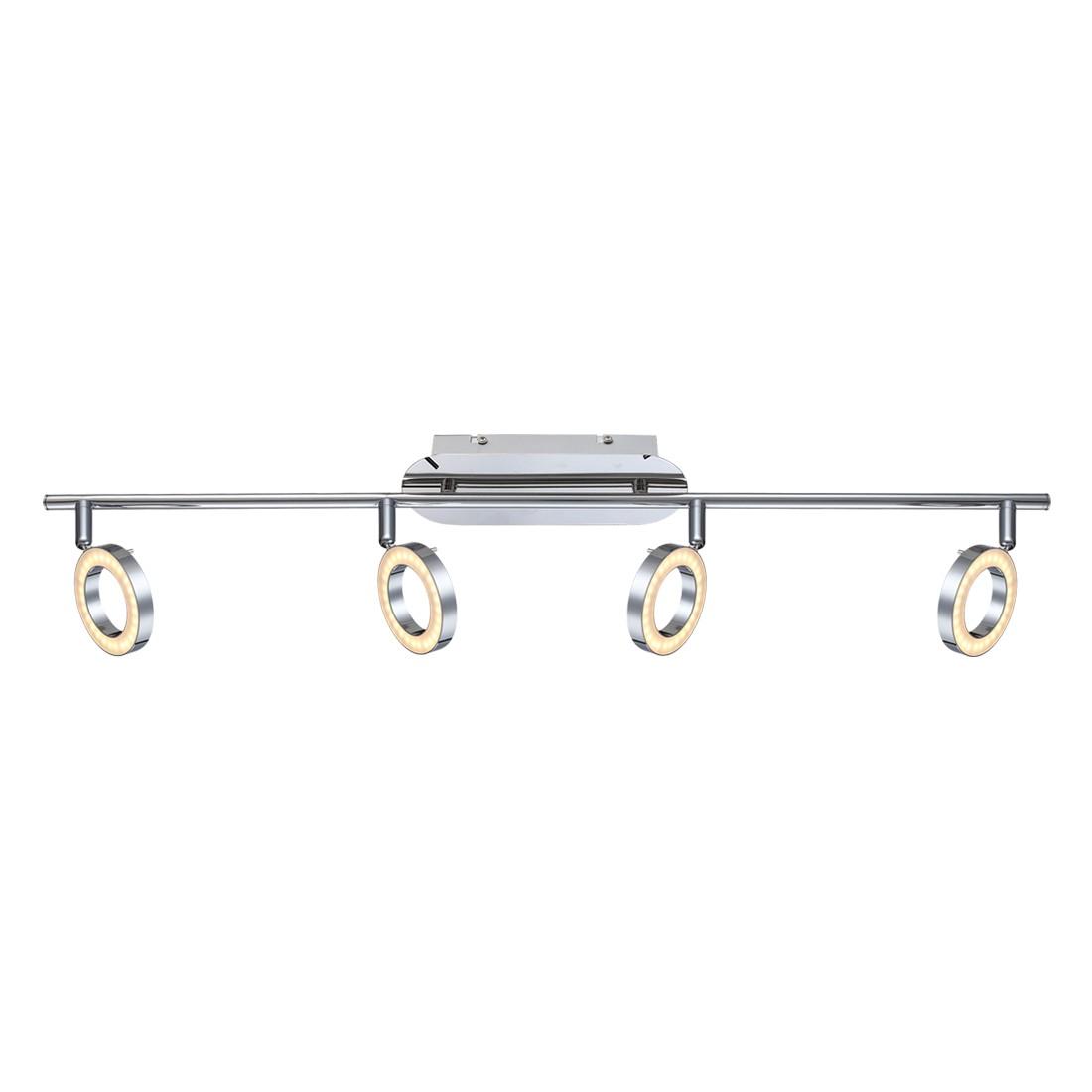 EEK A+, Deckenleuchte ORELL – Metall/Acryl – 4-flammig, Globo Lighting jetzt bestellen