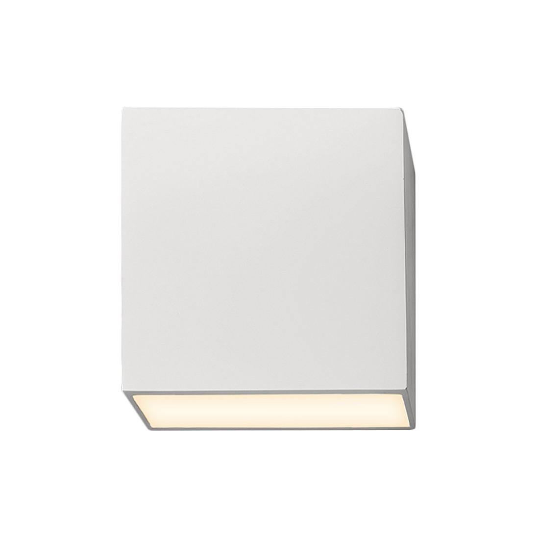 EEK A+, Deckenleuchte Osca Square – Aluminium – 1-flammig, Astro kaufen