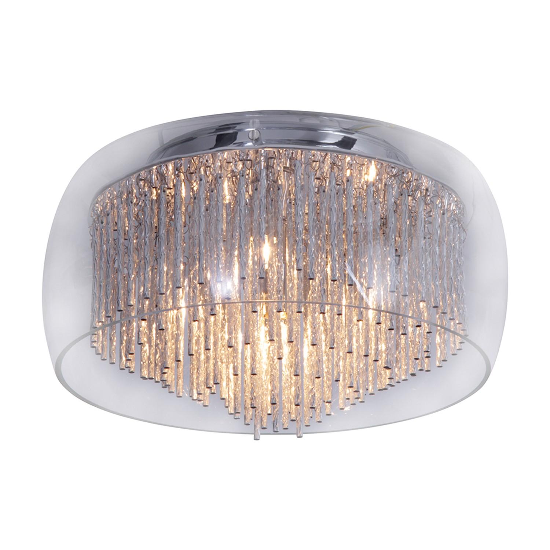 deckenlampe aluminium licht f r haus und terrasse. Black Bedroom Furniture Sets. Home Design Ideas