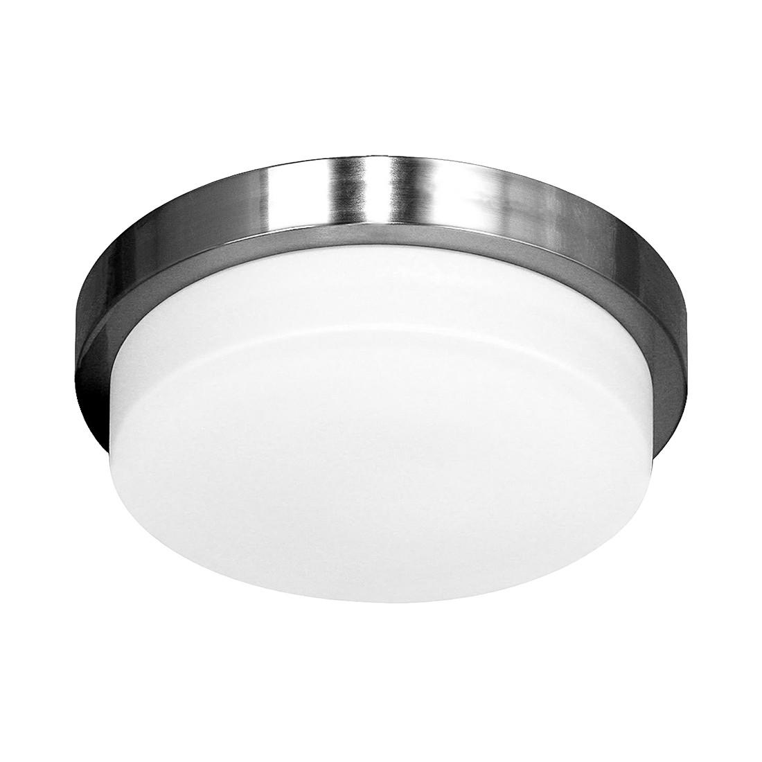 Deckenleuchte Press – 3-Flammig Ø30 – Aluminium, Opalglas Nickel-Satin, Weiß-Matt, s`luce online bestellen