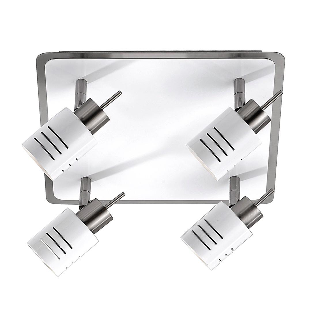 LED Deckenbogen - Nickel - 4-flammig, FLI Leuchten