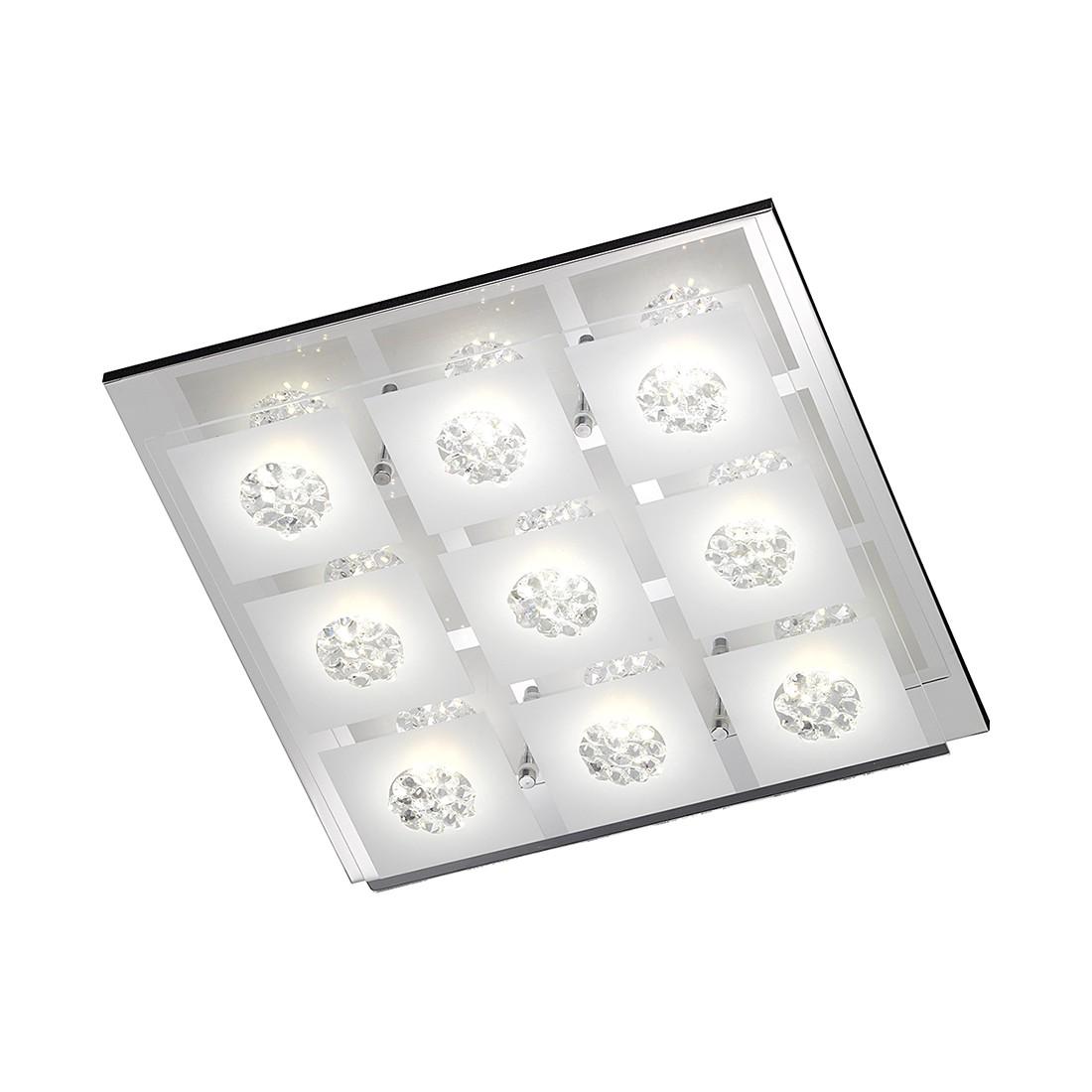 Deckenleuchte REIMS ● Metall/Glas ● 9-flammig- Lux A+