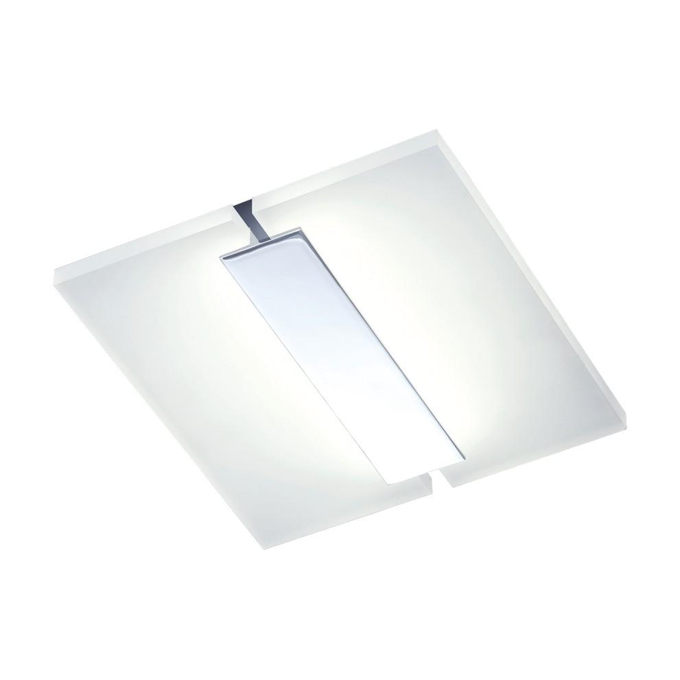 EEK A+, Deckenleuchte RIKA – Metall/Kunststoff – 4-flammig, Helestra kaufen