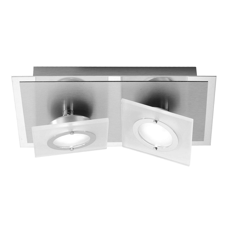 led deckenleuchte rotator aluminium silber paul neuhaus a g nstig online kaufen. Black Bedroom Furniture Sets. Home Design Ideas