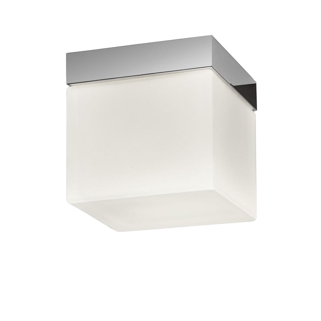 Deckenleuchte Sabina Square ● Opalglas Weiß- Illumina Astro