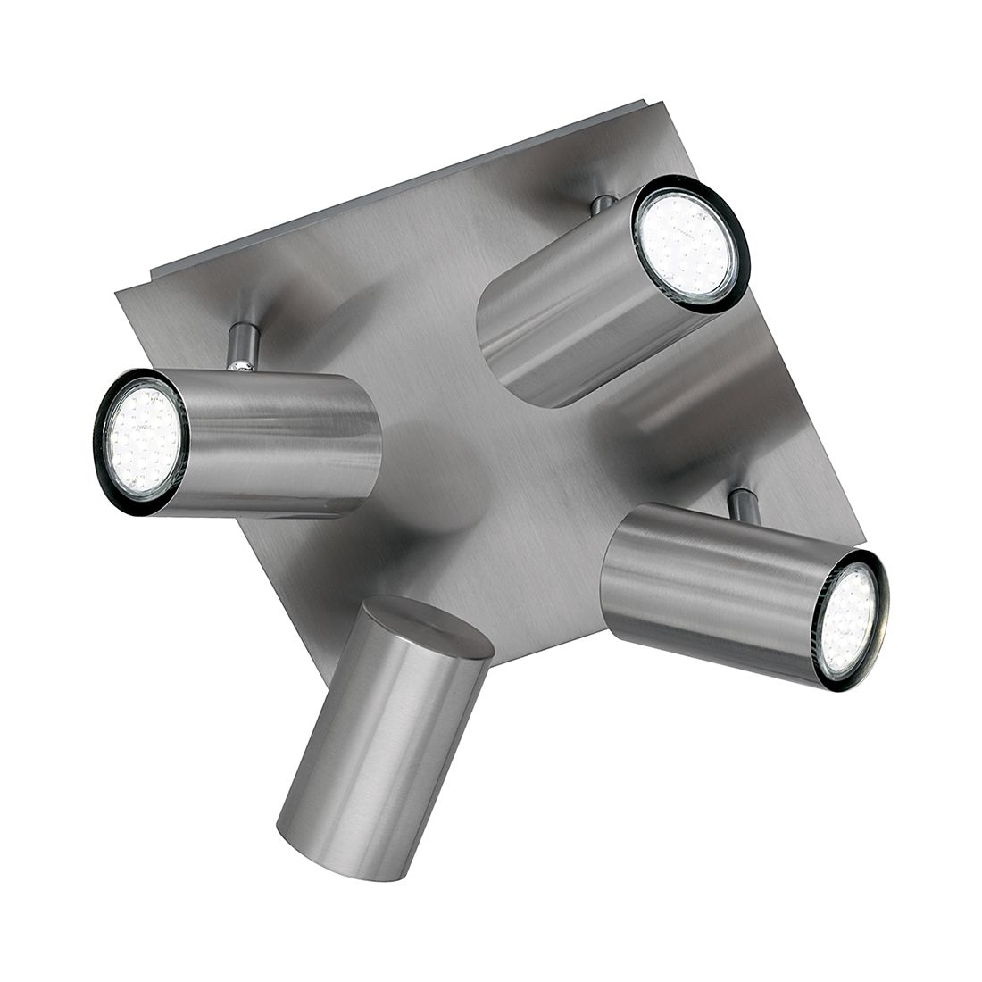 EEK A++, Rondell – Nickel – 4 flammig, Trio kaufen
