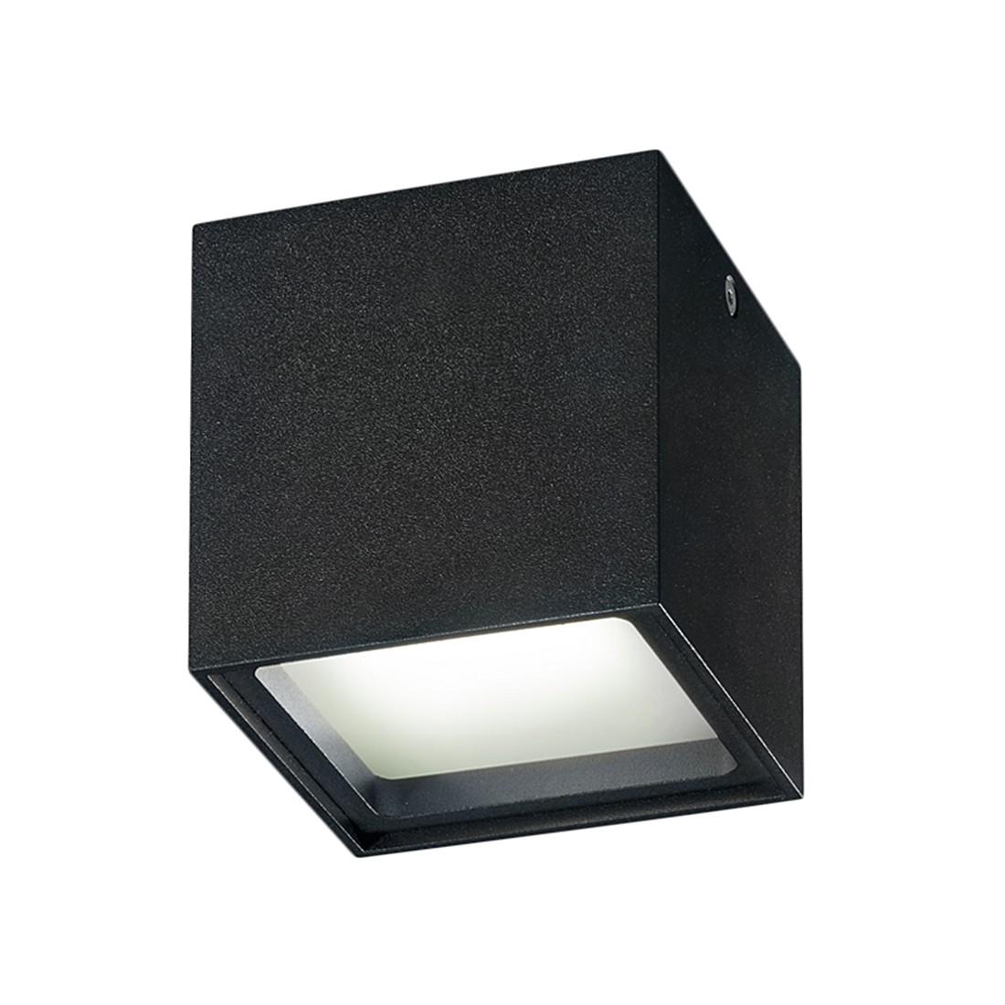 deckenleuchte siri led metall schwarz helestra a online kaufen. Black Bedroom Furniture Sets. Home Design Ideas