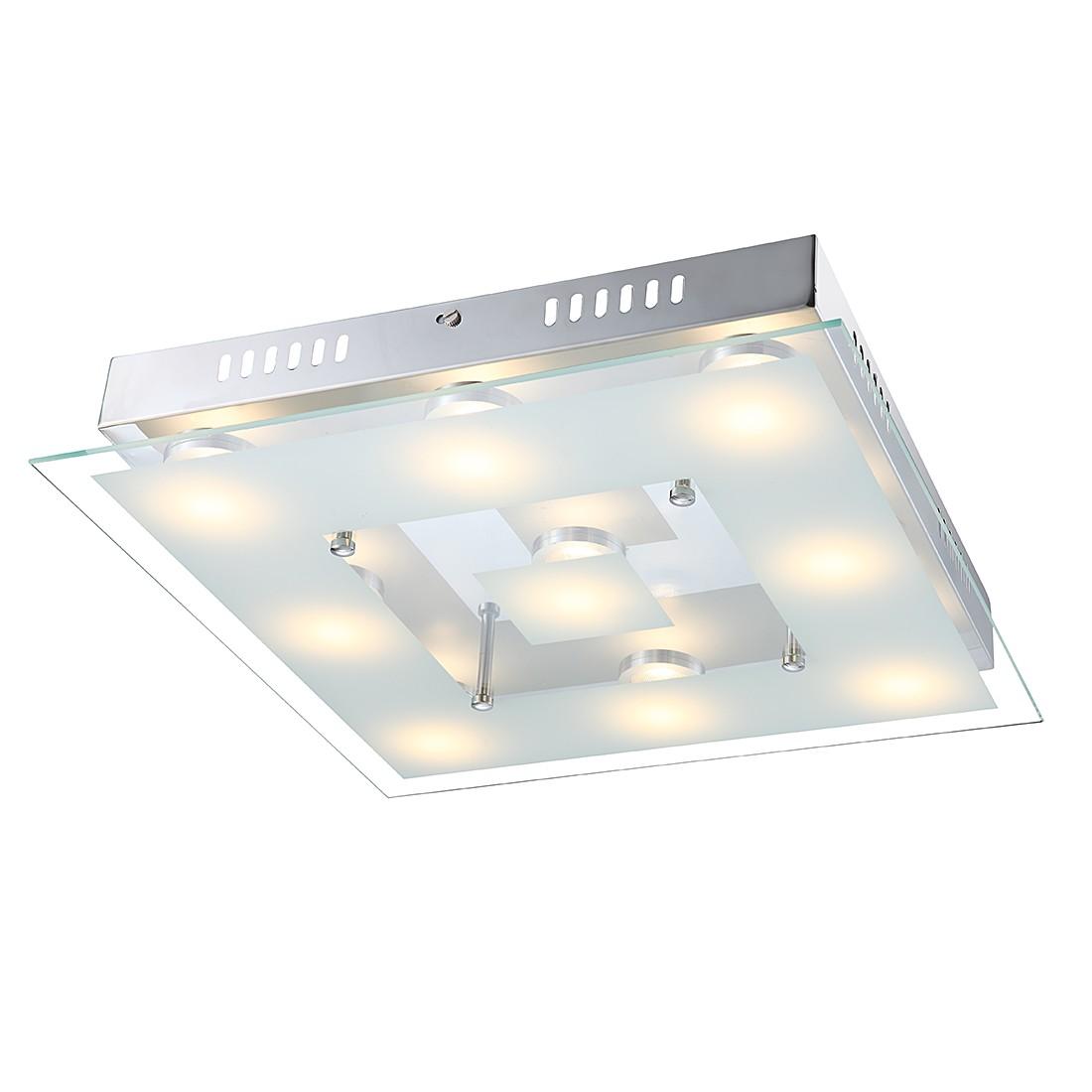Deckenleuchte SPHINX ● Metall/Glas ● 9-flammig- Lux A+