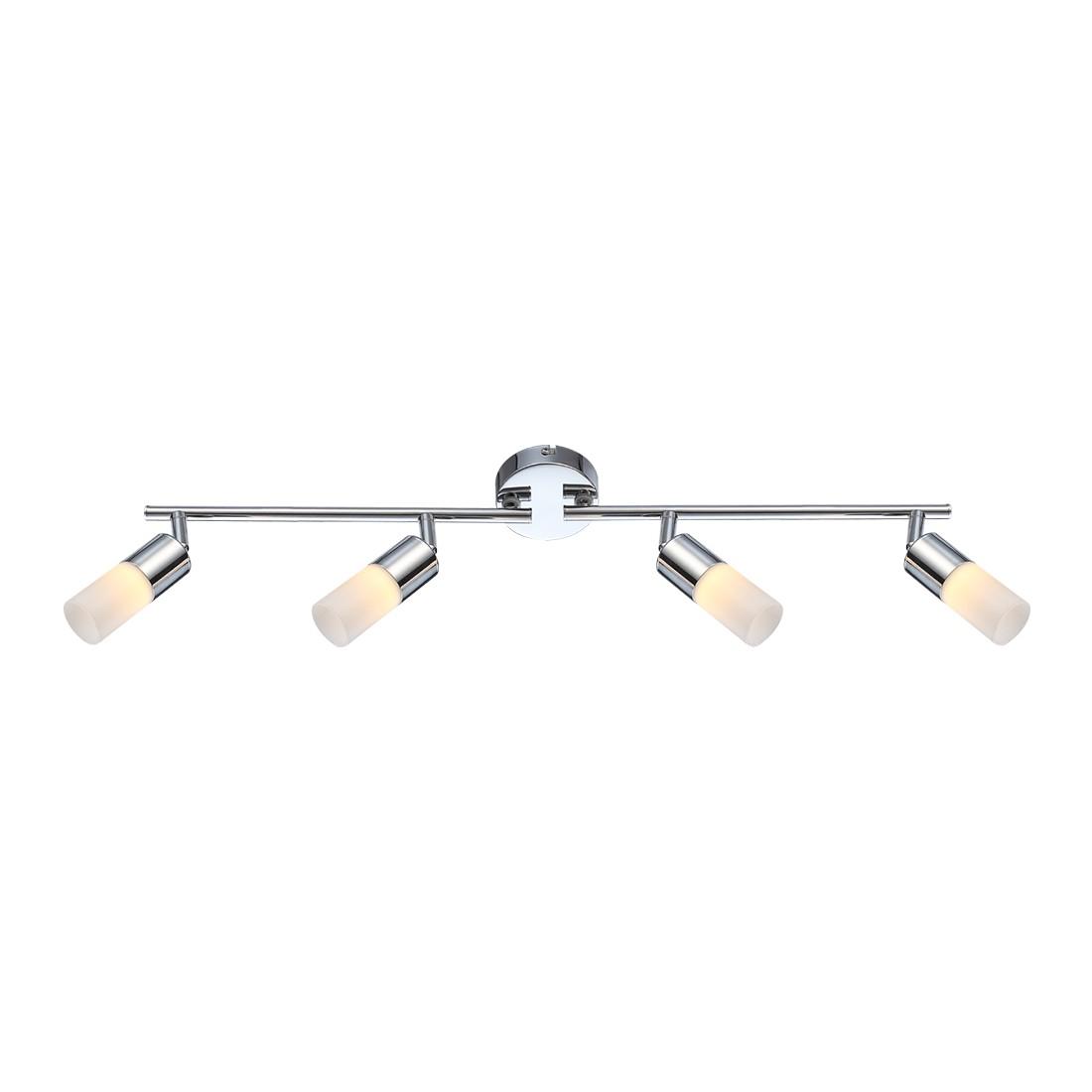 EEK A+, Deckenleuchte SPINA – Metall/Kunststoff – 4-flammig, Globo Lighting günstig bestellen