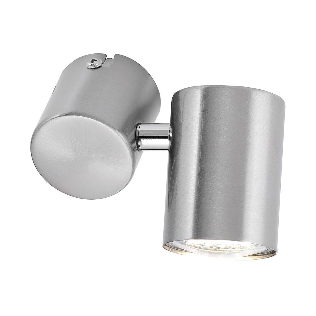 Deckenleuchte Tarik by Leuchten Direkt ● Eisen/Stahl ● Silber ● 1-flammig- Leuchten Direkt A++