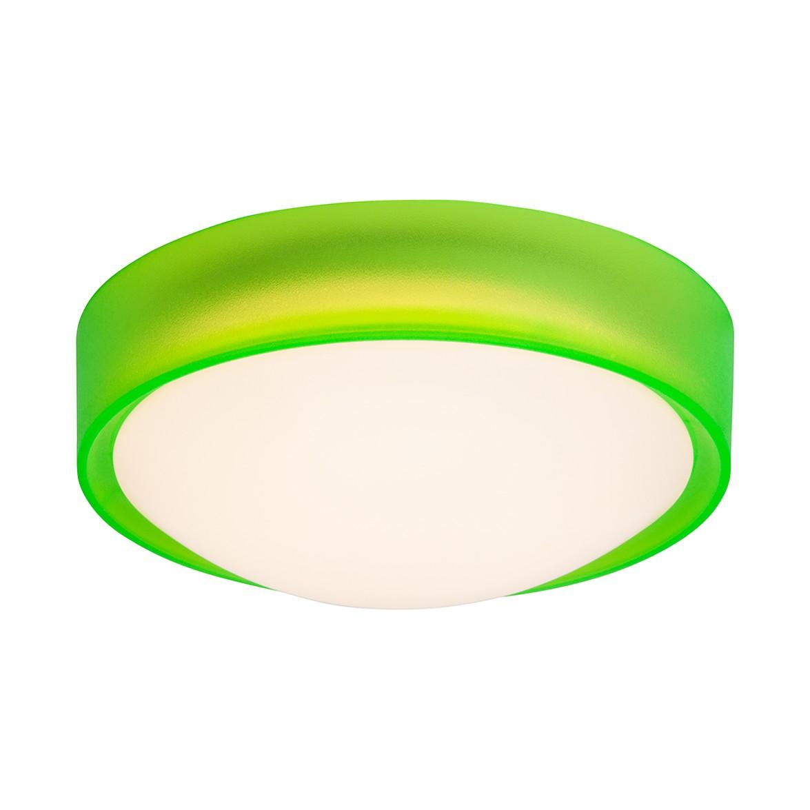 Deckenleuchte Tonia ● Kunststoff ● Grün ● 1-flammig- Brilliant A+
