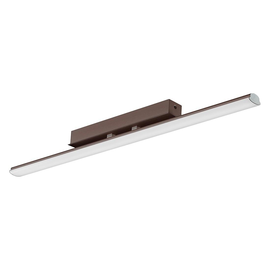 Deckenleuchte VENTA ● Metall/Kunststoff ● Braun- Helestra A+