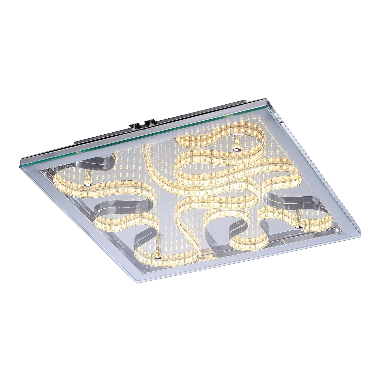 LED-Deckenleuchte Wyn ● Eisen ● Silber- Paul Neuhaus A+
