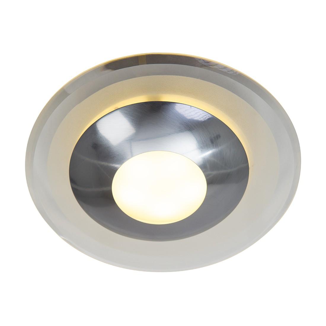 LED-Deckenleuchte Zelena 1-flammig ● Nickel matt- Steinhauer A+