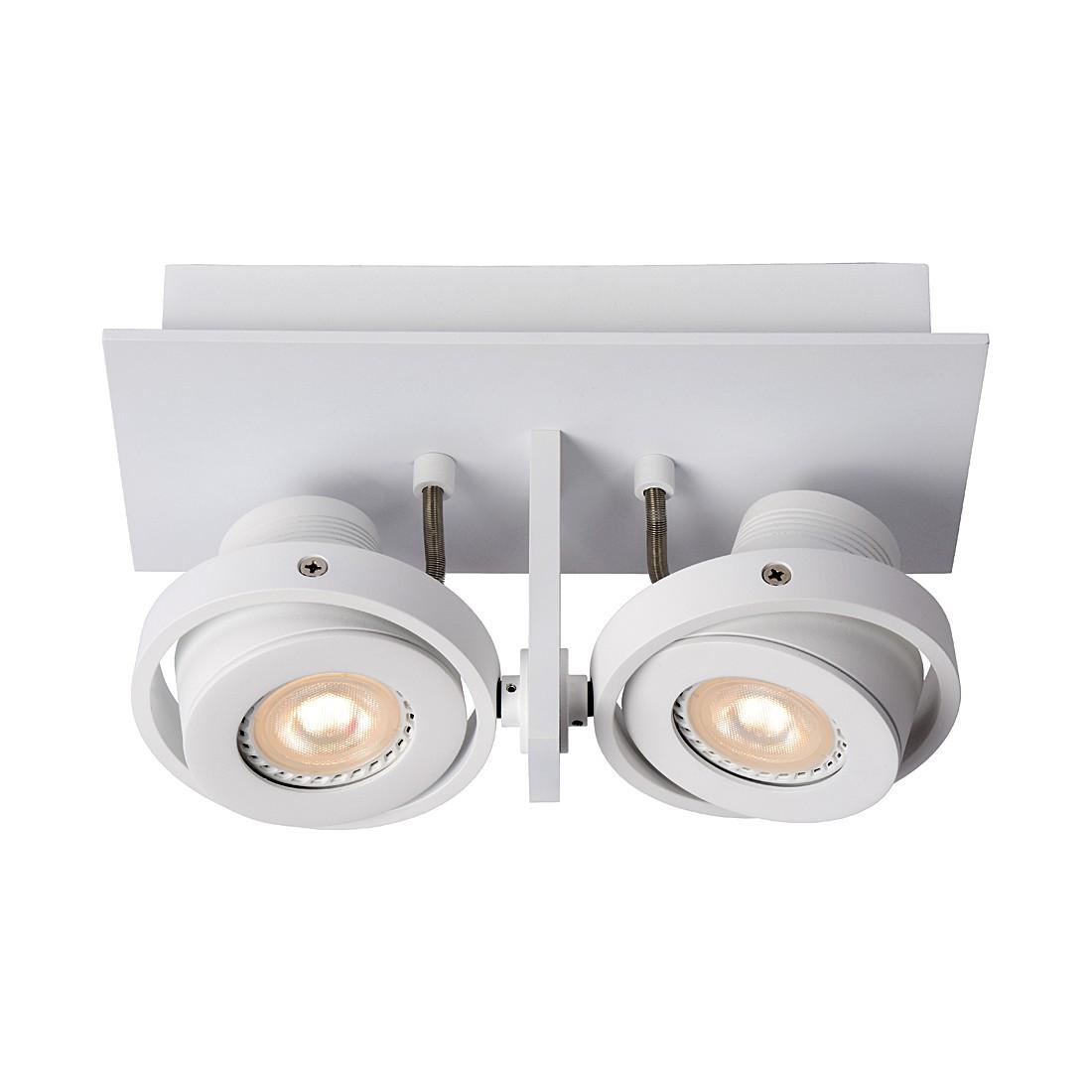 Deckenstrahler LUCI-2 LED ○ Aluminium ○ 2-flammig- Zuiver A+ ...