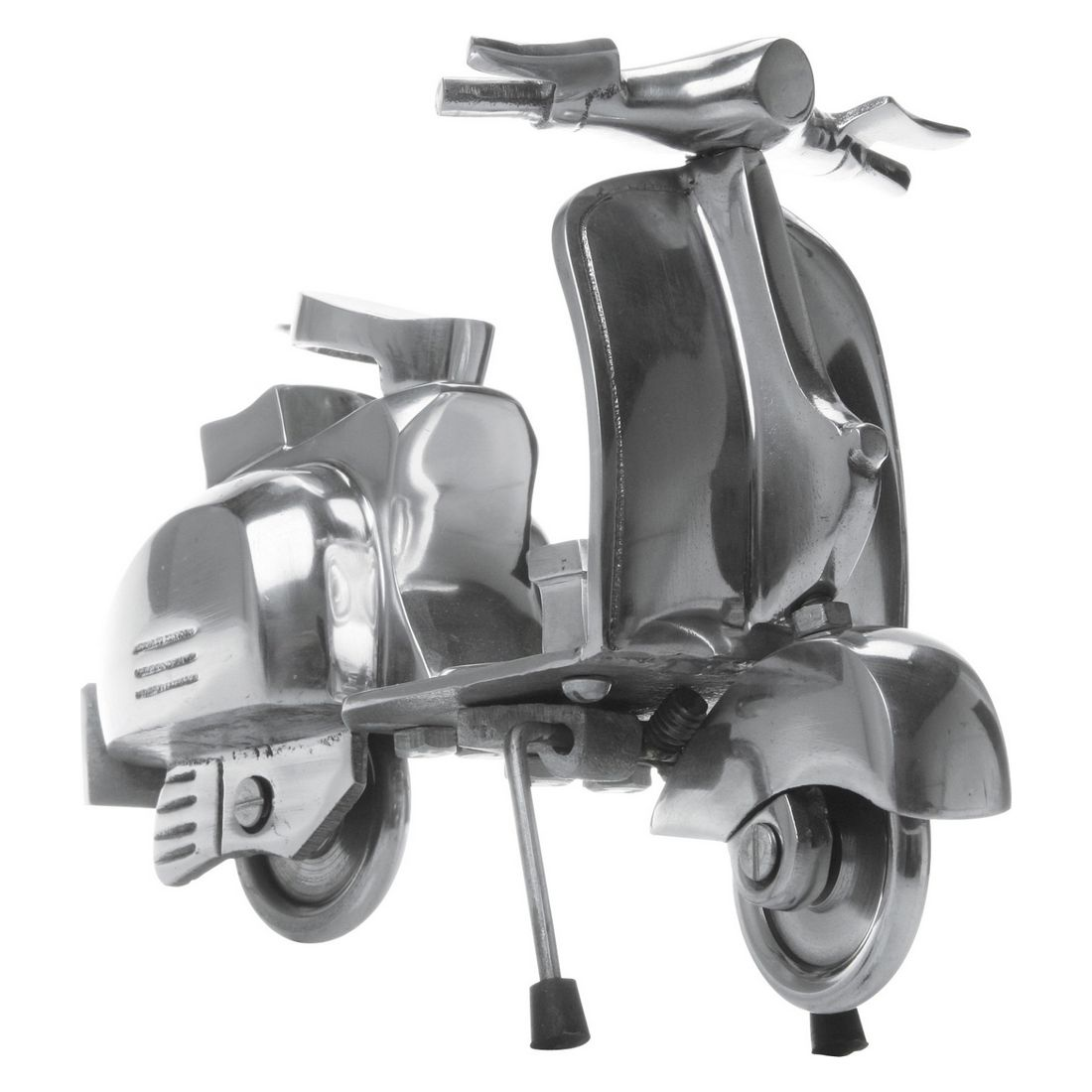Deko Objekt Roller Alu Small – Aluminium Grau, Kare Design jetzt bestellen