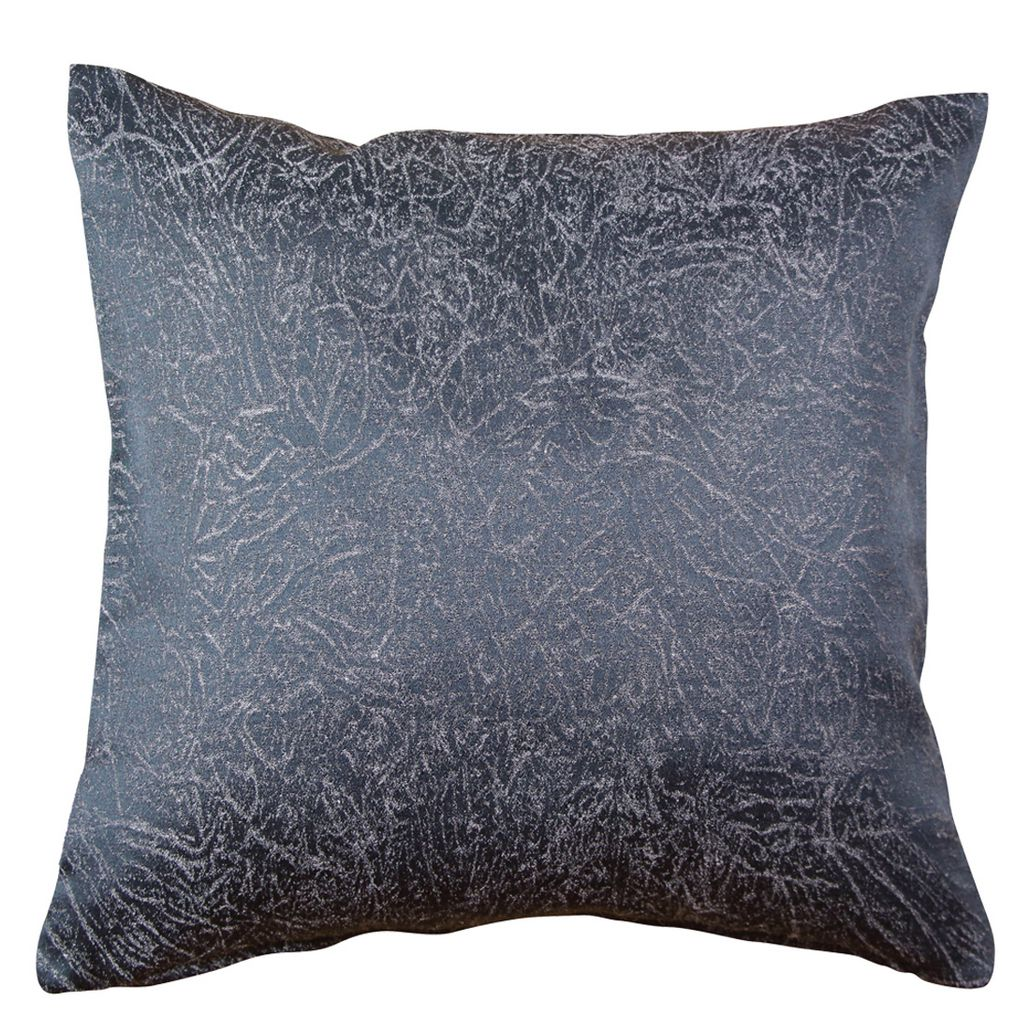 Dekokissen Kissenbezug SaoPaulo (2er-/4er-/6er-Set) – Anthrazit – (4er-Set) – 50×50 cm, MiBiento Living bestellen