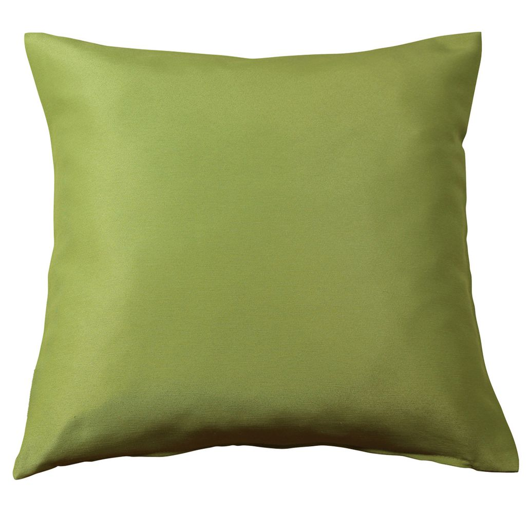 Dekokissen Kissenbezug Villa (2er-/4er-/6er-Set) – Apfelgrün – (2er-Set) – 50×50 cm, MiBiento Living günstig online kaufen