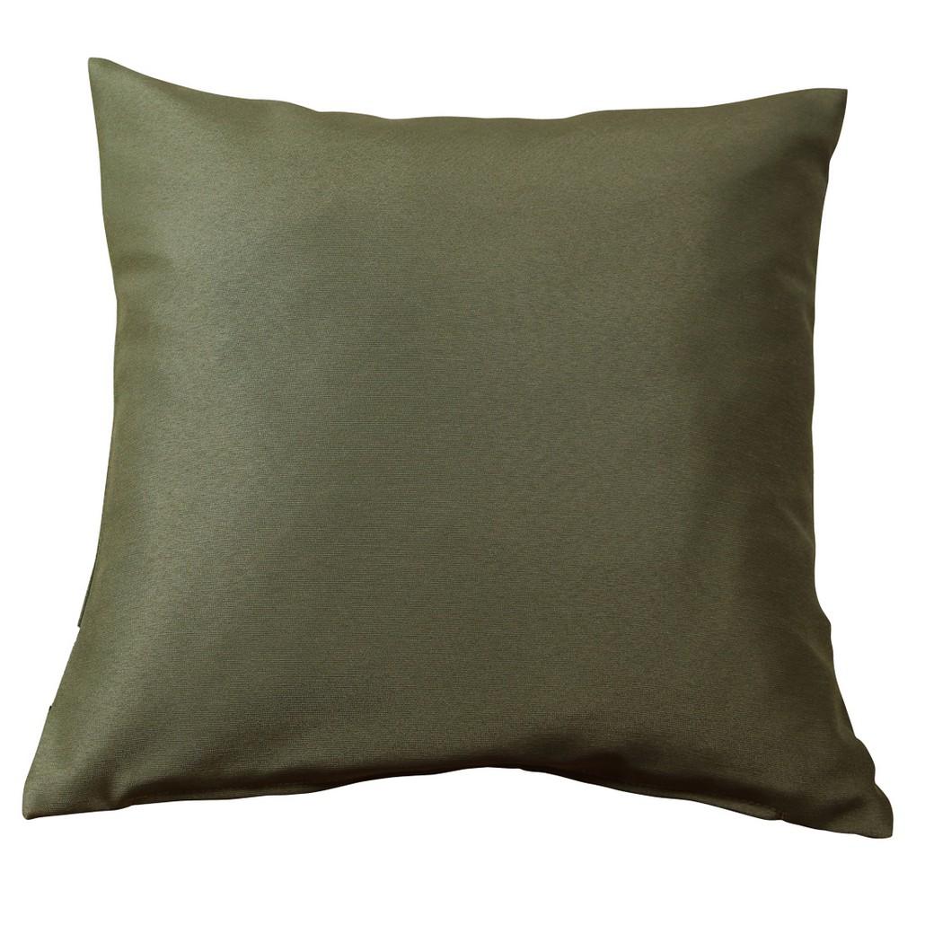Dekokissen Kissenbezug Villa (2er-/4er-/6er-Set) – Schilfgrün – (6er-Set) – 50×50 cm, MiBiento Living online bestellen