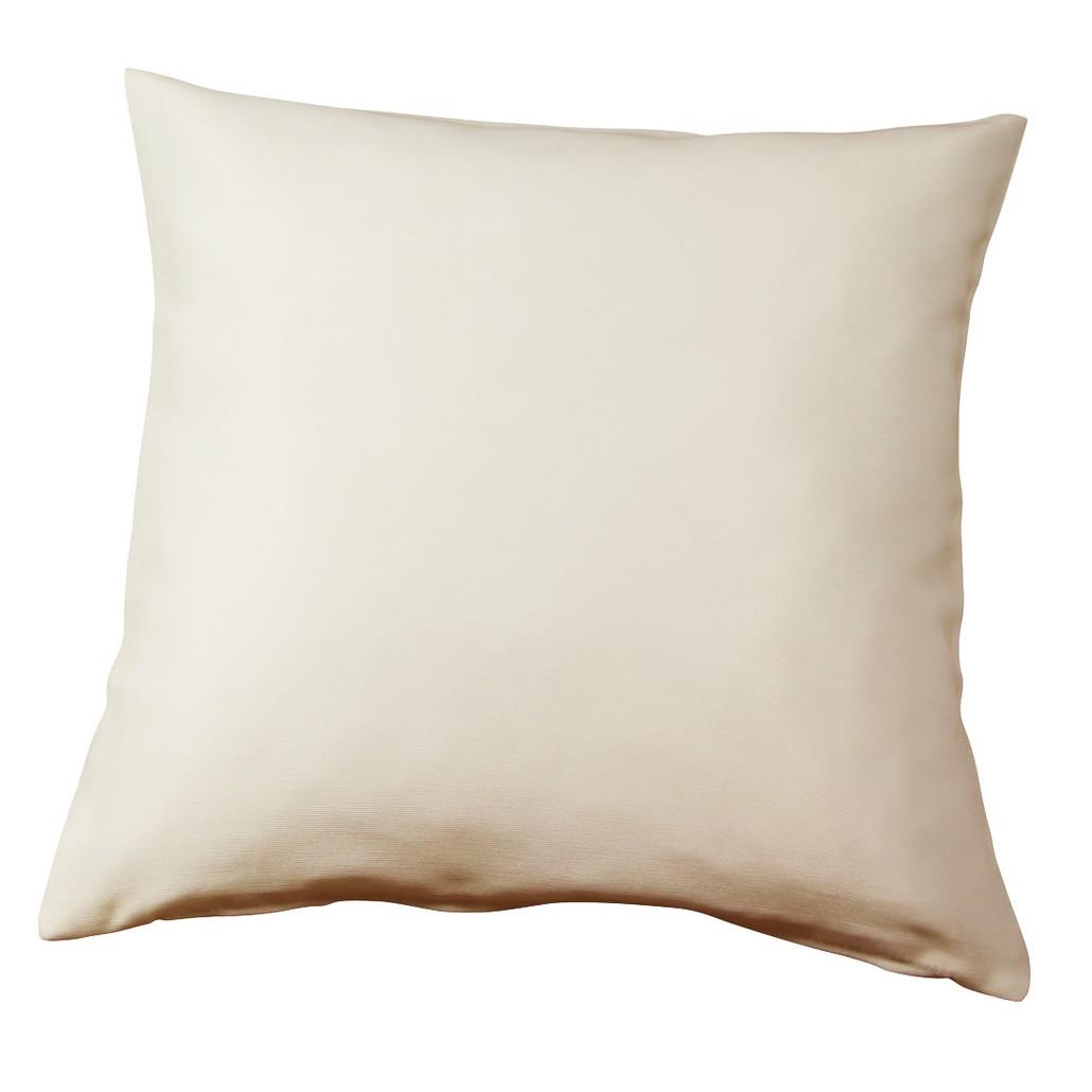 Dekokissen Kissenbezug Villa (2er-/4er-/6er-Set) – Weiß – (4er-Set) – 50×50 cm, MiBiento Living günstig