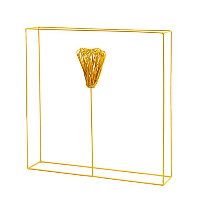 Dekorahmen Ciuri – Metall – Gelb, Serax günstig online kaufen
