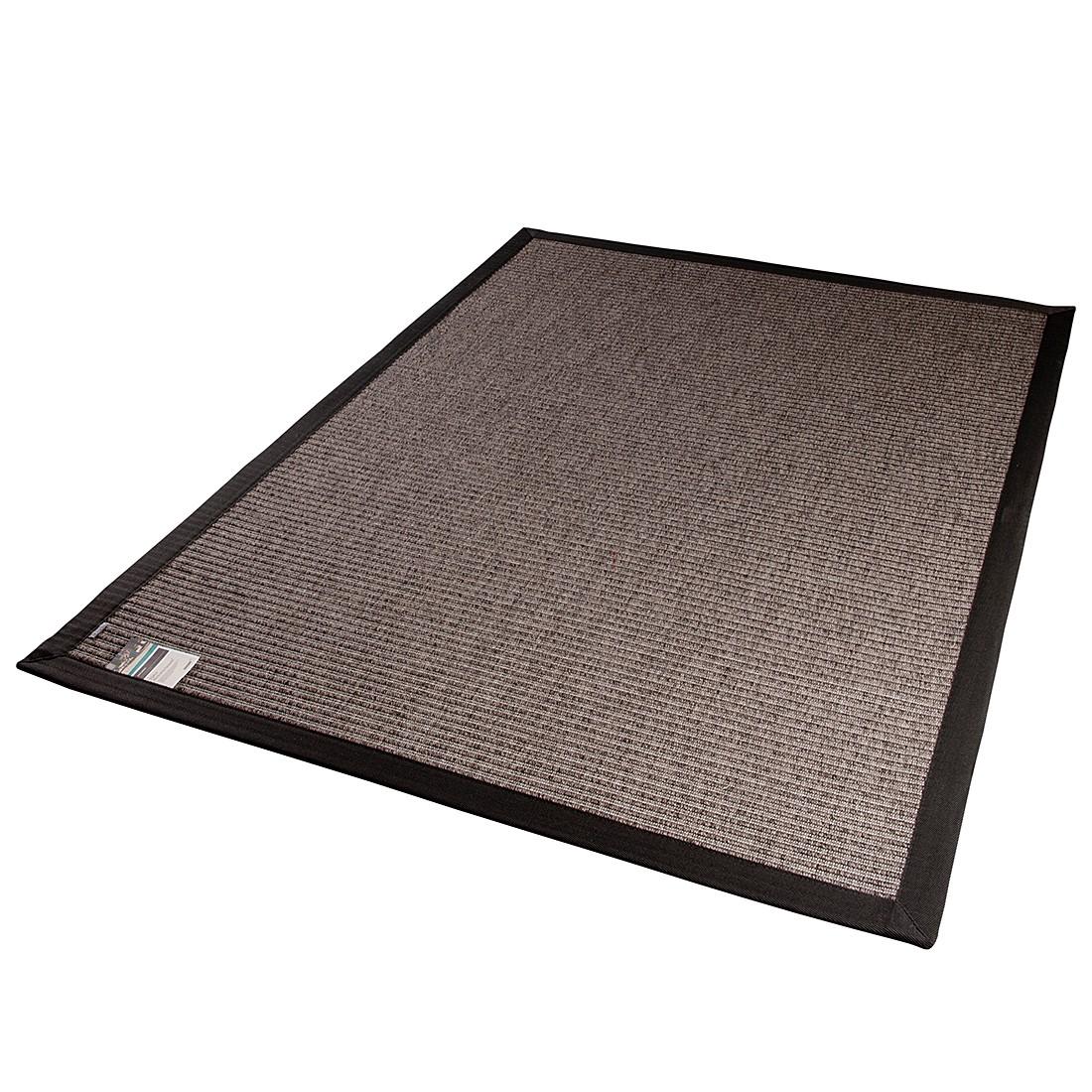 In-/Outdoorteppich Naturino Tweed – Anthrazit – 170 x 230 cm, DEKOWE online kaufen