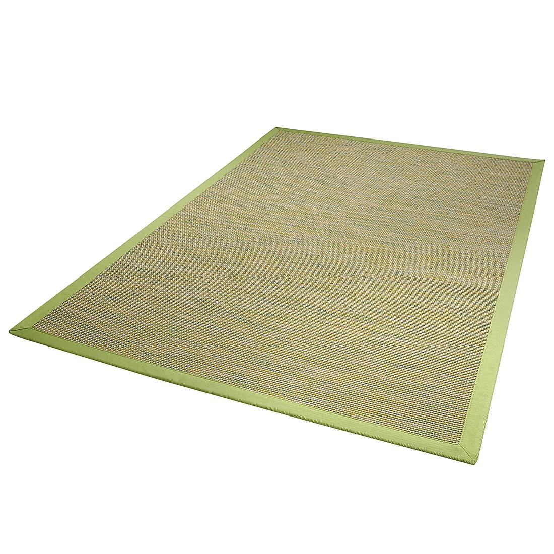 In-/Outdoorteppich Naturino Color – Grün – 80 x 250 cm, DEKOWE kaufen