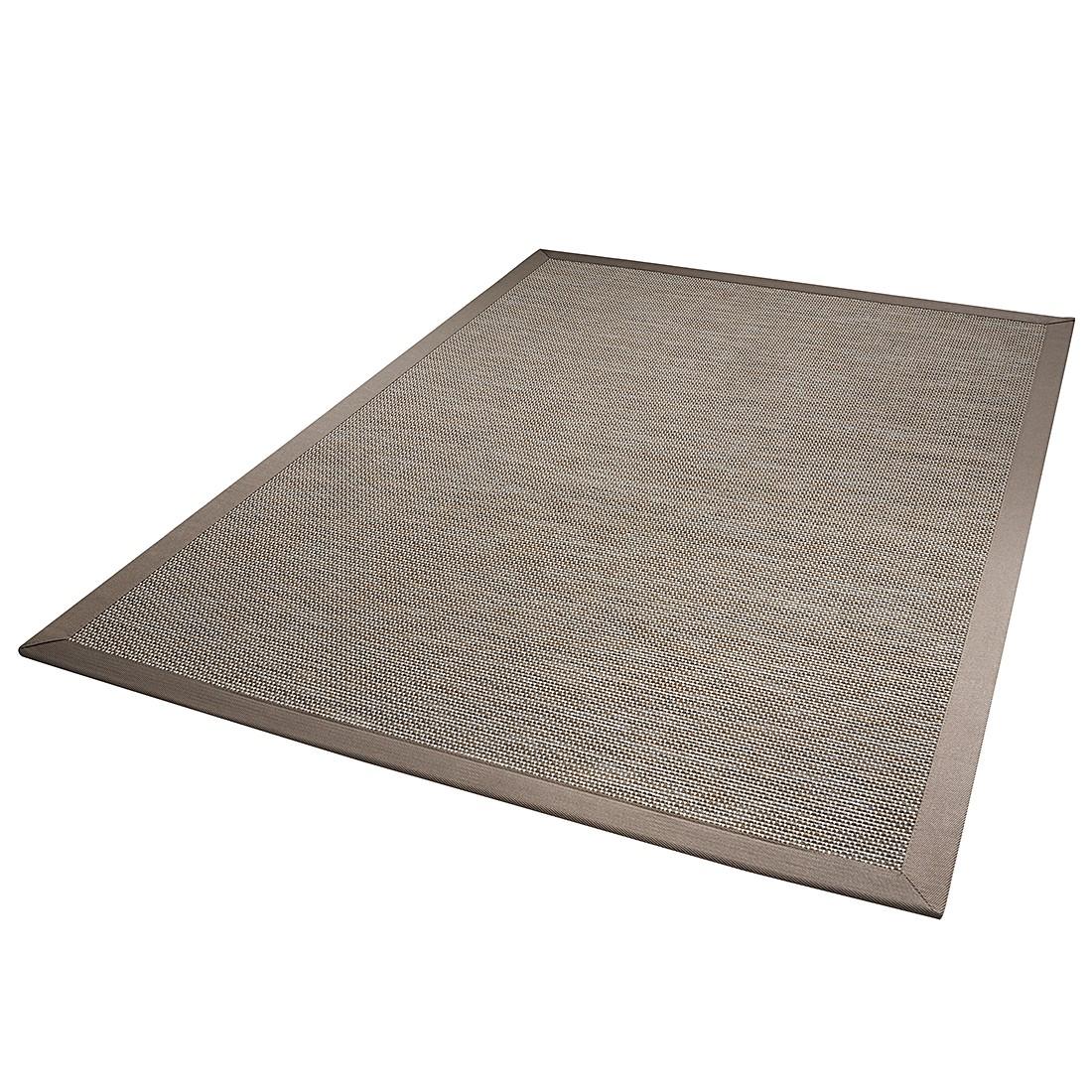 In-/Outdoorteppich Naturino Color – Grau – 80 x 250 cm, DEKOWE günstig