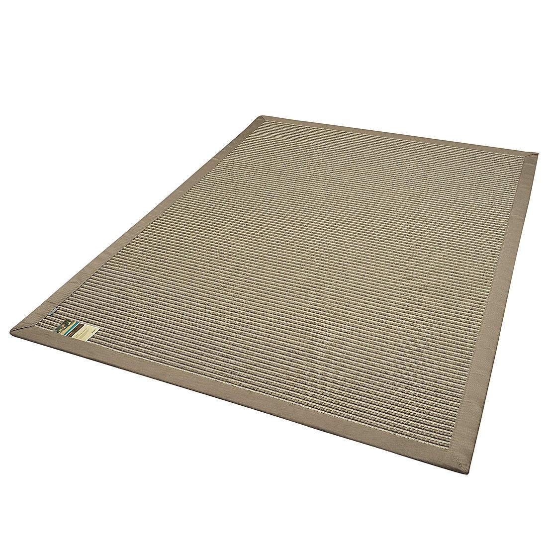 In-/Outdoorteppich Naturino Stripes – Grau – 80 x 250 cm, DEKOWE günstig kaufen
