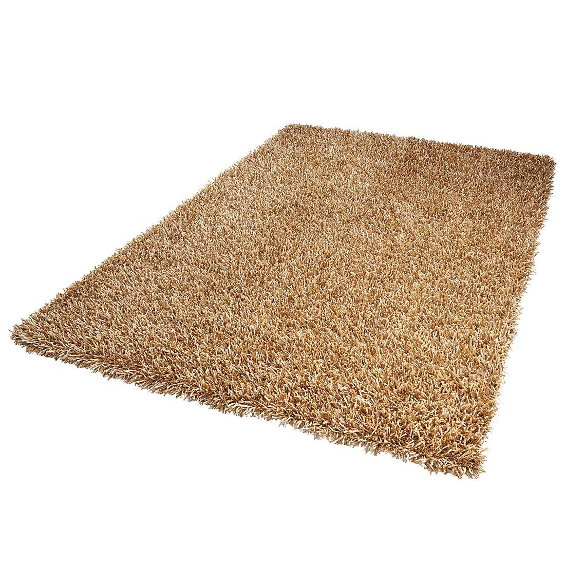 Teppich Corado – Beige – 80 x 160 cm, DEKOWE günstig