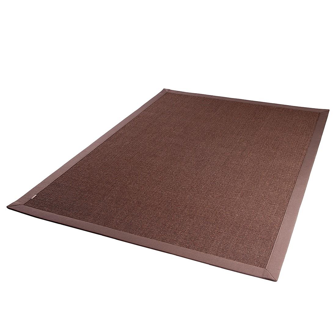 teppich mara a2 mokka 170 x 230 cm dekowe g nstig. Black Bedroom Furniture Sets. Home Design Ideas