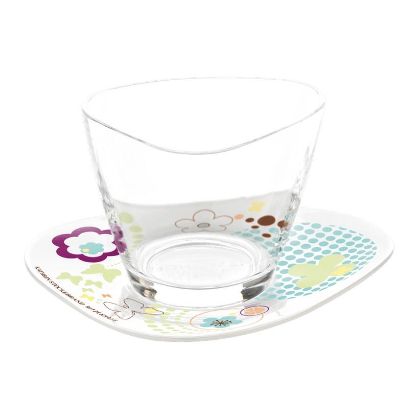 Dessertglas mit Untertasse Dolce Vita – 130 ml – Design Kathrin Stockebrand – 2013 – 2960008, Ritzenhoff bestellen