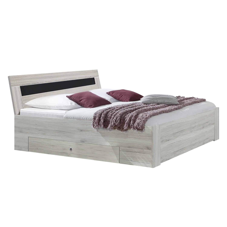 doppelbetten mit bettkasten preis vergleich 2016. Black Bedroom Furniture Sets. Home Design Ideas
