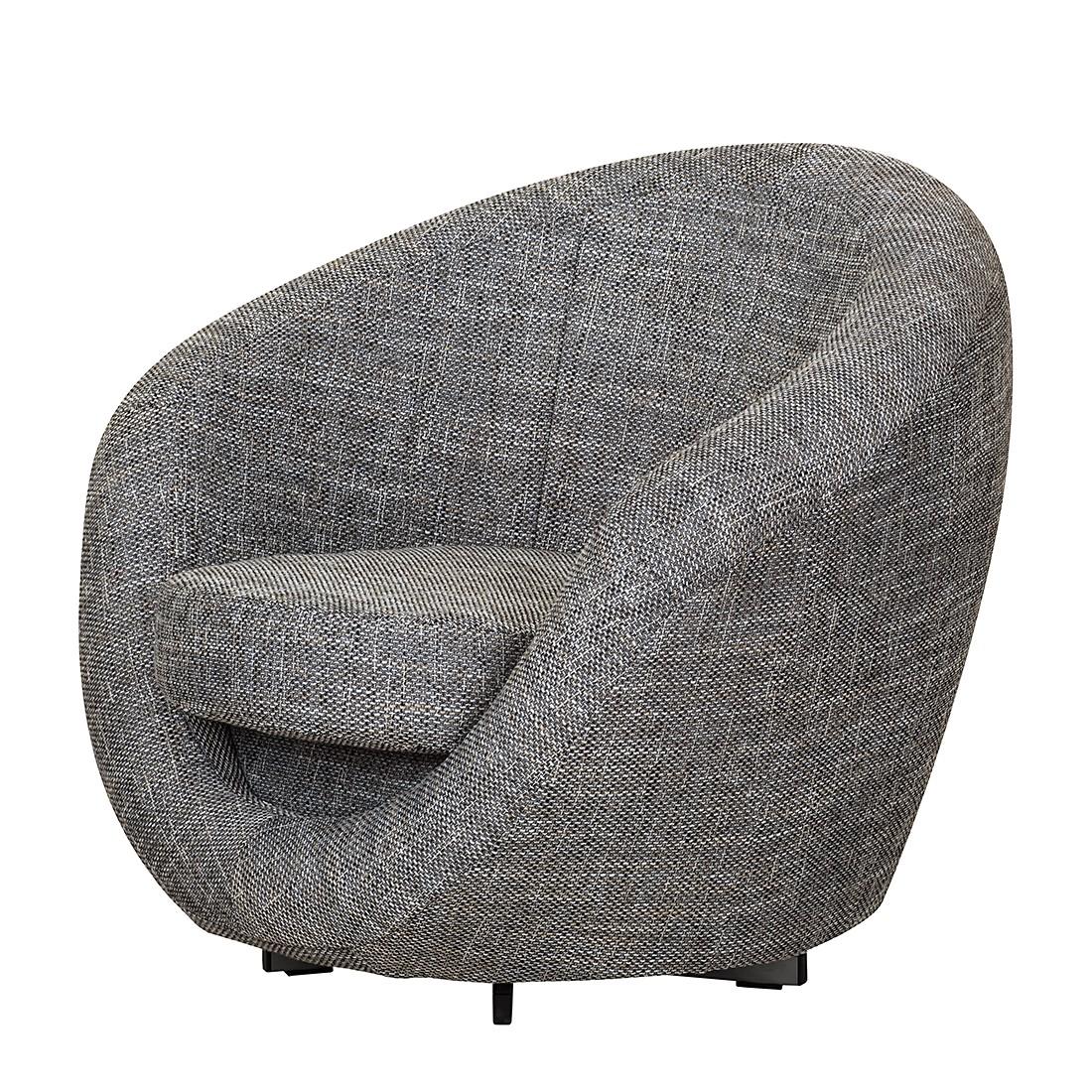 Moderne fauteuils de salon design pas cher fs inspire - Fauteuil pivotant gris ...