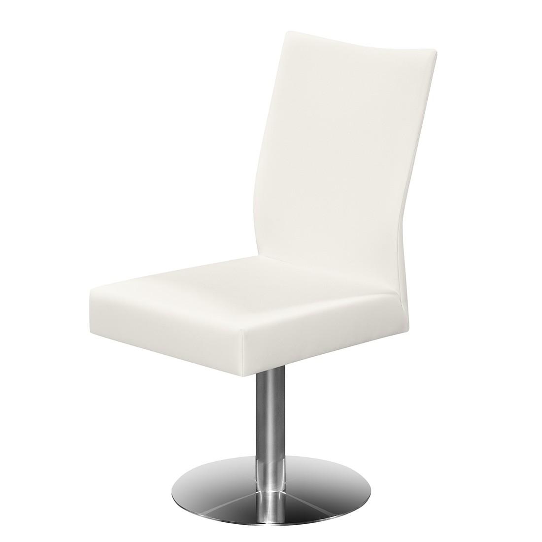 Drehstuhl Set – Echtleder Weiß, Arte M online bestellen