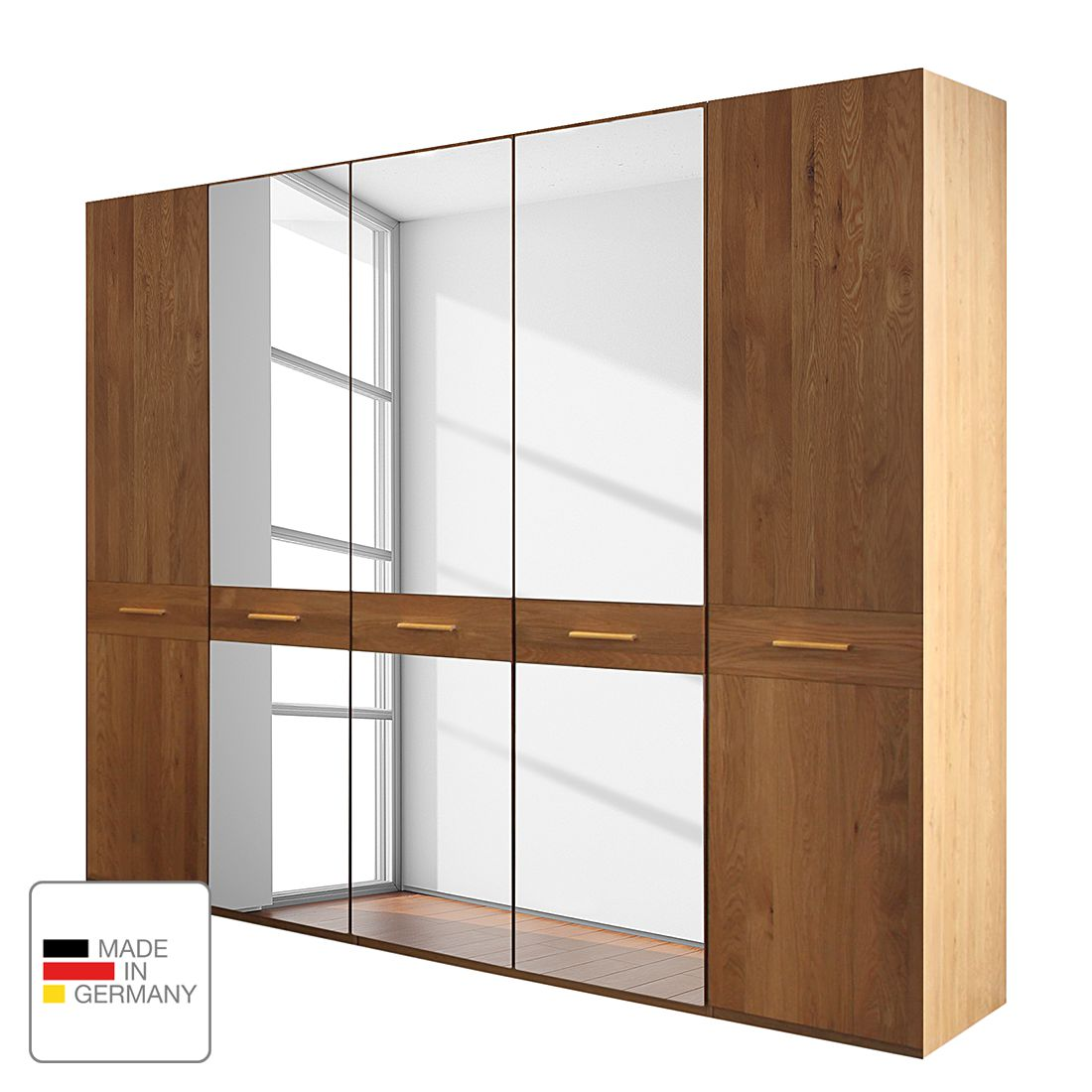eiche 6 t rig preis vergleich 2016. Black Bedroom Furniture Sets. Home Design Ideas