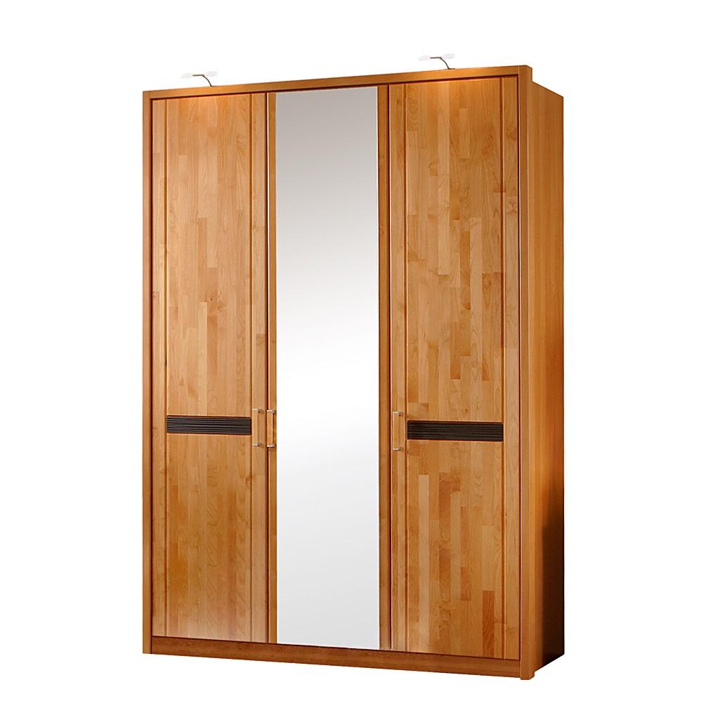 dreht renschrank gloria erle teilmassiv spiegel natur lackiert braun modell 1 ohne rahmen. Black Bedroom Furniture Sets. Home Design Ideas