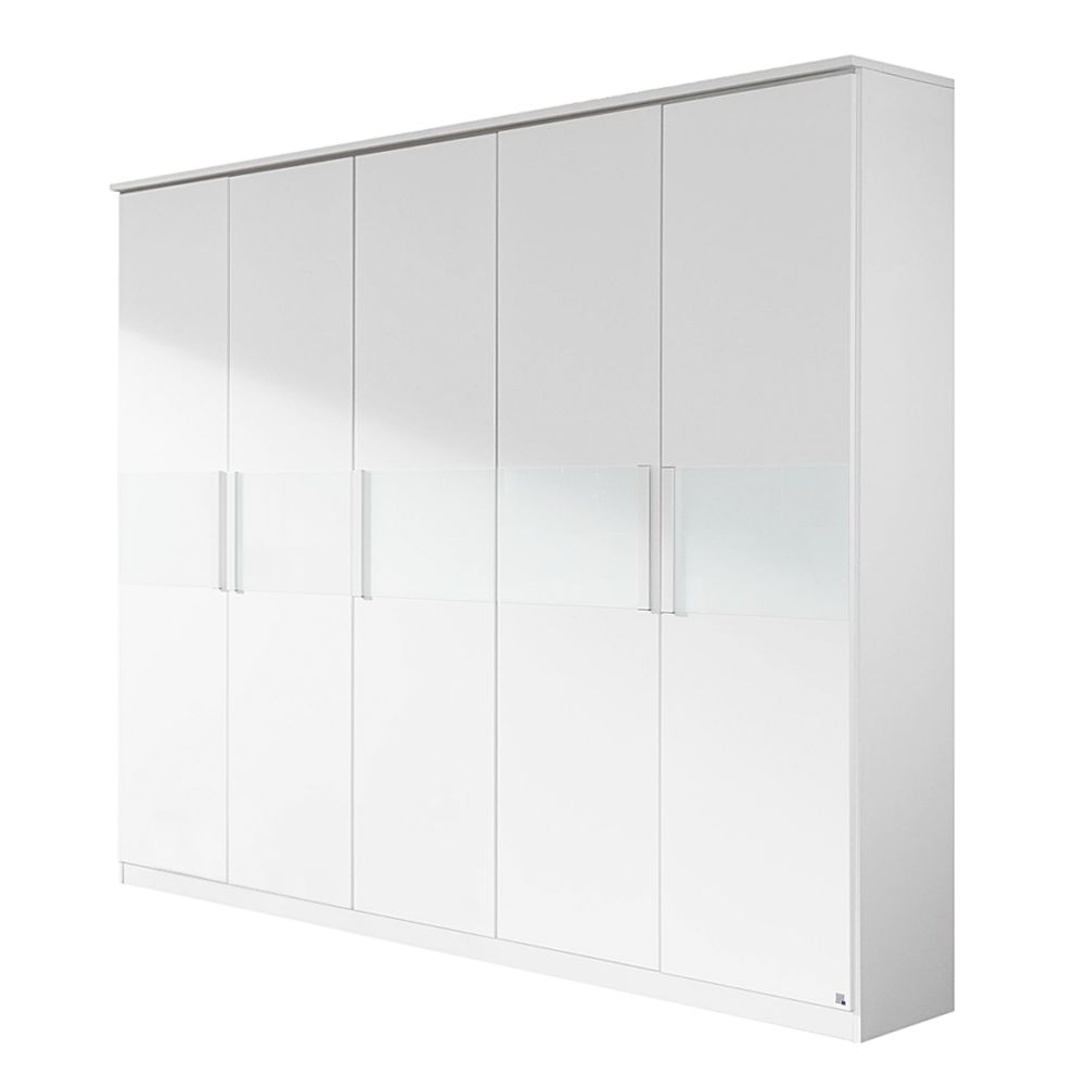dreht renschrank holy white alpinwei glas wei breite 226 cm. Black Bedroom Furniture Sets. Home Design Ideas