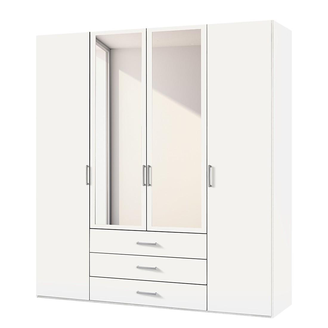 dreht renschrank richmond l polarwei schrankbreite 200 cm ohne spiegel. Black Bedroom Furniture Sets. Home Design Ideas