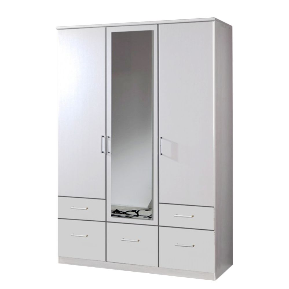 dreht renschrank sunbury alpinwei schrankbreite 180 cm 4 t rig ohne spiegel schrank. Black Bedroom Furniture Sets. Home Design Ideas