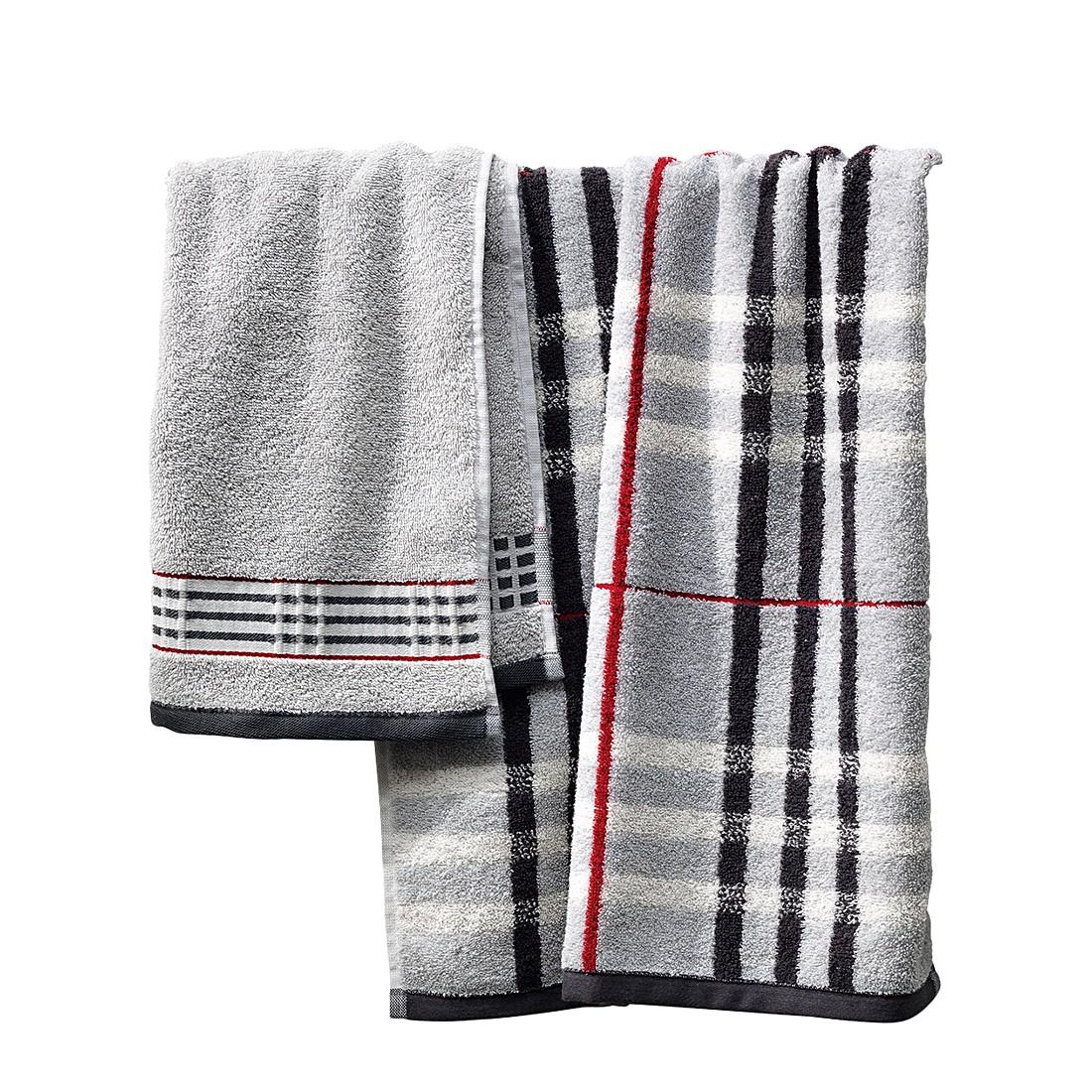 Duschtuch Great Britain – Baumwolle – Grau, PureDay jetzt kaufen