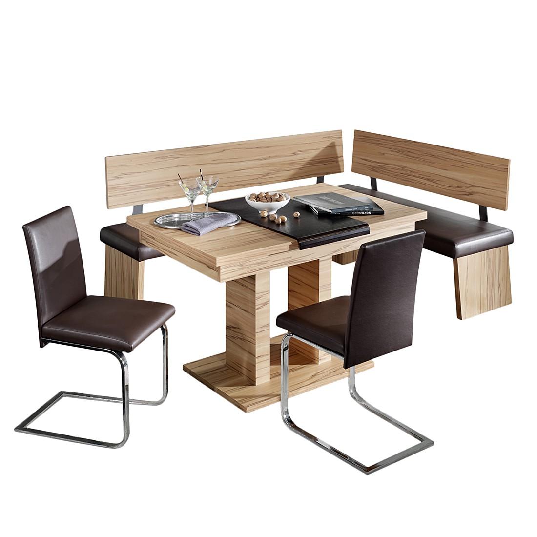tisch dunkelbraun g nstig kaufen. Black Bedroom Furniture Sets. Home Design Ideas